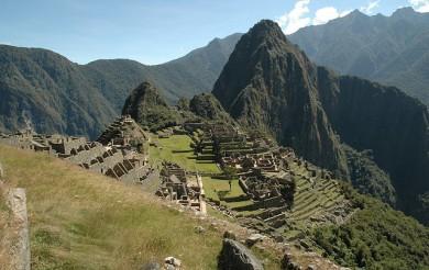 Zapomenuté Machu Picchu