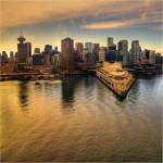 2. Vancouver, Kanada.