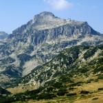 Pirin, Bulharsko.