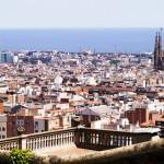 Barcelona, Španělsko.