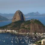 4. Brazílie, Jižní Amerika.