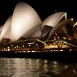 Sidney, Austrálie.