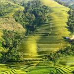 10. Vietnam, Jihovýchodní Asie.