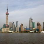 Šanghaj, Čína.