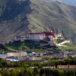 15. Lhasa, Tibet.