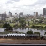 6. Nairobi.
