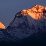 7. Anapurna, Nepál.
