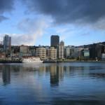 3. Wellington, Nový Zéland.