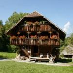 6. Ballenberg, Švýcarsko.