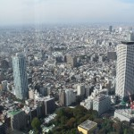 7. Tokio, Japonsko.