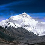 8. Mount Everest, Nepál.