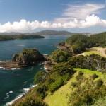 9. Nový Zéland.