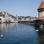 10. Lucern, Švýcarsko.