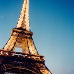 10. Eifelova věž, Paříž, Francie.