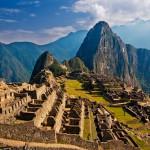 14. Machu Picchu, Peru.