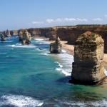 7. The Twelve Apostles, Austrálie.