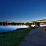 8. Canberra, Austrálie.