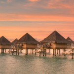 8. Bora Bora, Francouzská Polynésie.