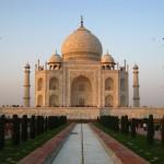 12. Tádž Mahal, Indie.