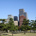 1. Tokio, Japonsko.
