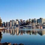 12. Vancouver, Kanada.