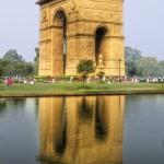 6. Indická brána, Indie.