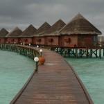 4. Maledivy.