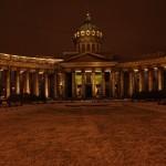 4. Petrohrad, Rusko.