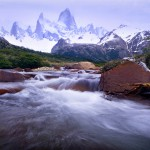 8. Fitz Roy Mountain, Chile.