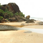 9. Balapitiya pláž, Srí Lanka.