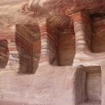 10. skalní město Petra, Jordánsko.