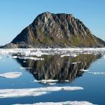 1. Špicberky, Severní ledový ocean.
