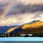 3. Glendhu Bay, Nový Zéland.