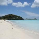 11. Pláž Jolly, Karibik.