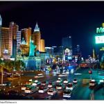 8. Las Vegas.