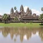 6. Kambodža.